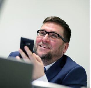 Dan Webber - Risk Management
