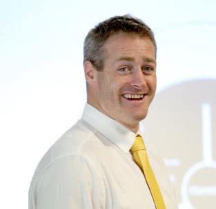 Oliver Randall - Programme Manager